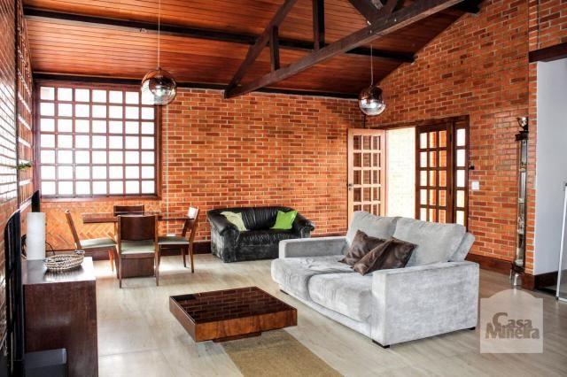 Casa à venda com 4 dormitórios em Minas brasil, Belo horizonte cod:245942 - Foto 4