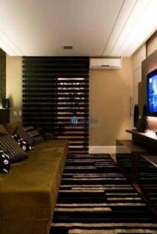 Apartamento de revista! cobertura duplex 300m² 3 vagas, varanda gourmet, lazer completo - Foto 5