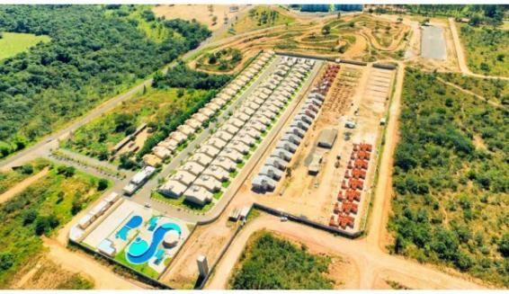 lotes parcelados Lagoa G. Park caldas novas - Lote a Venda no bairro Setor Lagoa... - Foto 12