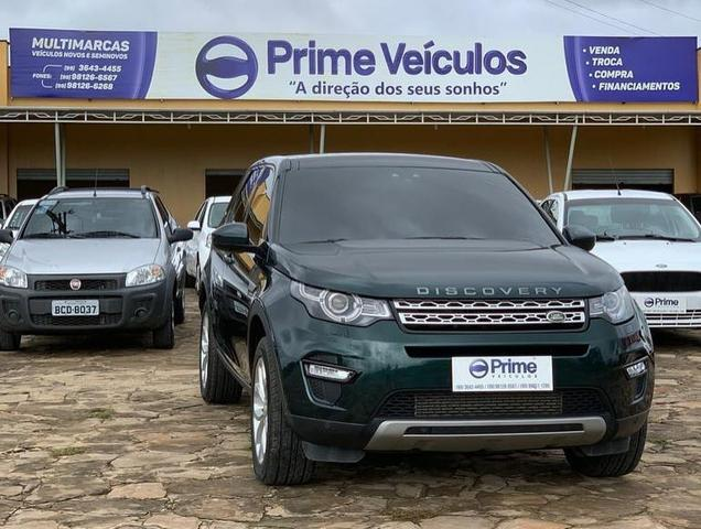 Land Rover Discovery Sport HSE 2.2 4x4 diesel 7 lugares 2016