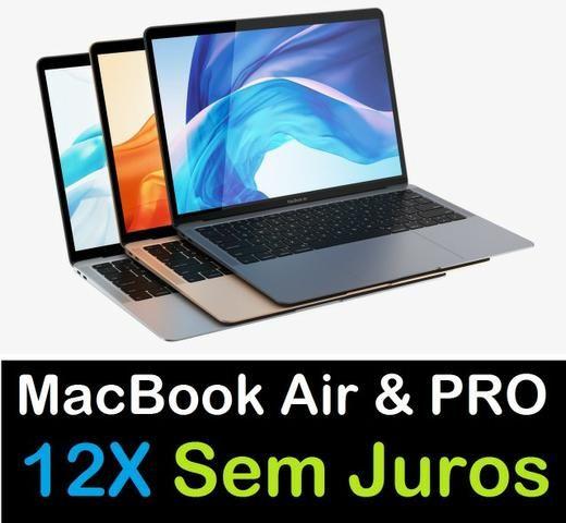 MacBook Air ou PRO ( 12X Sem Juros ) Maquina dos Sonhos!!