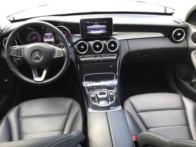 Mercedes-Benz C180 2016 1.6 cgi 16v turbo Gasolina 4p automático - Foto 6