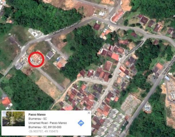 Sobrado no bairro passo manso, no residencial diamantina, casa 03, com 02 dormitórios, 1 v - Foto 19