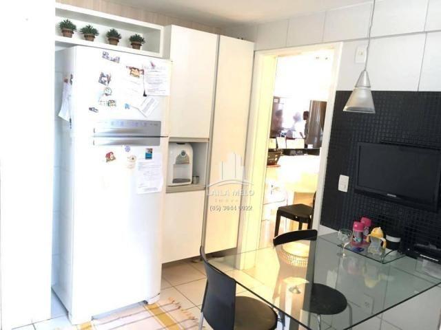 Apartamento 3 suítes no guararapes - Foto 6