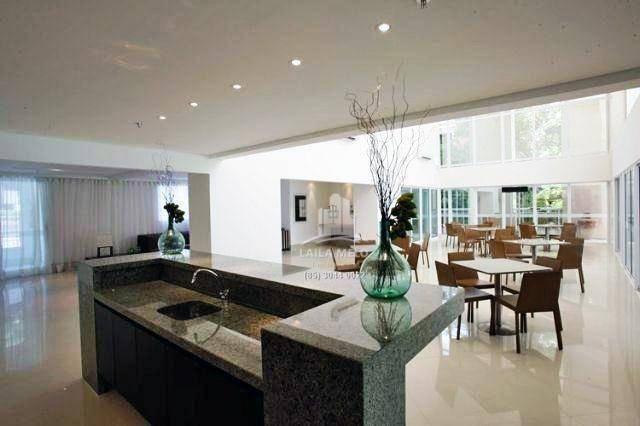 Apartamento no meireles,259 m2,4 quartos,4 vagas,lazer completo,paço do bem - Foto 6