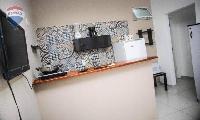 Apartamento à venda, 80 m² - meireles - fortaleza/ce - Foto 8