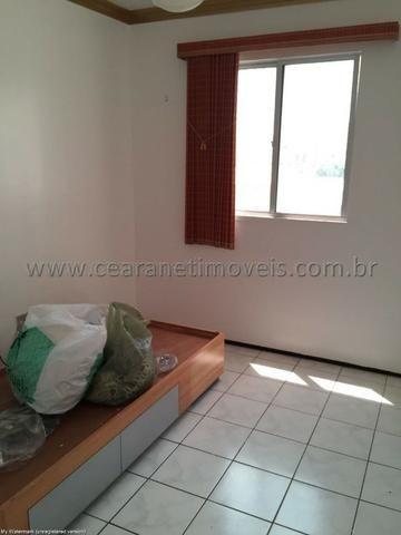 (Cod.:001 - Damas) - Mobiliado - Vendo Apartamento com 3 Quartos, 2 Vagas - Foto 13