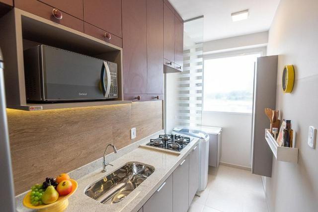 Apartamentos 2 qtos em Morada de Laranjeiras Via Jardins - Foto 4