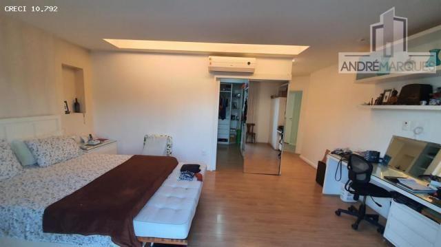 Casa em Condomínio para Venda em Salvador, Pituaçu, 4 dormitórios, 4 suítes, 6 banheiros,  - Foto 16