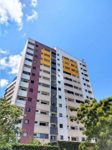 Apartamento projetado,60 m2,3 quartos, 2 vagas,edson queiroz