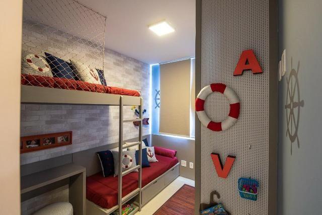 Apartamentos 2 qtos em Morada de Laranjeiras Via Jardins - Foto 5