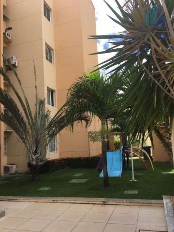 Apartamento villa bella mobiliado com 02 suítes; engenheiro luciano cavalcante, fortaleza - Foto 17