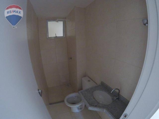 Apartamento novo no antonio bezerra com lazer completo - Foto 20