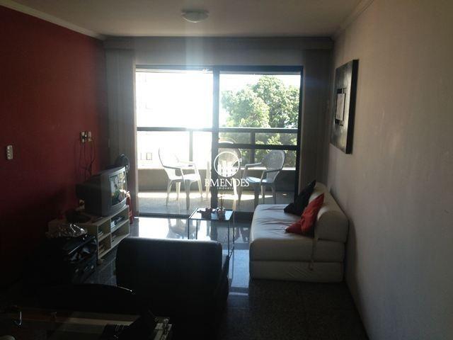 Apartamento à venda com 1 dormitórios em Meireles, Fortaleza cod:AP00011 - Foto 4