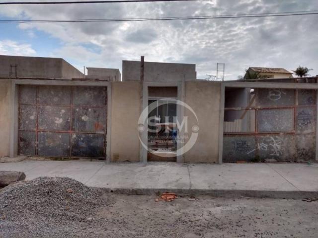 Casa com 2 dormitórios à venda, 70 m² no baixo grande - são pedro da aldeia/rj - Foto 2