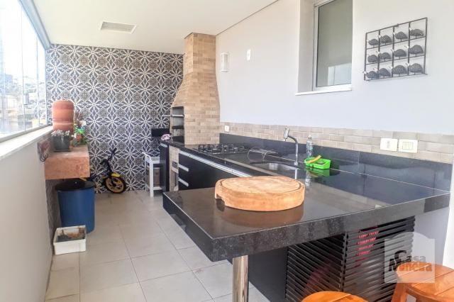 Apartamento à venda com 3 dormitórios em Havaí, Belo horizonte cod:257266 - Foto 11