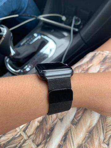 Apple Watch Series 3 42 mm preto - Foto 3