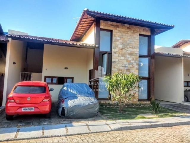 Casa plana na lagoa redonda,próximo a maestro lisboa,117 m2,3 quartos,lazer - Foto 2