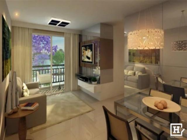 Apartamento à venda - negocie com o dono! - cond. lagoa jóquei ville - Foto 2