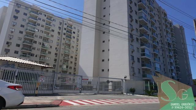 SAM - 50 - Enseada Manguinhos - 2Q/suíte - 53 m² - Manguinhos - Foto 3