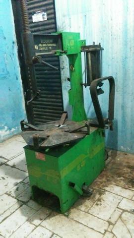 Maquina pneus borracharia - Foto 4