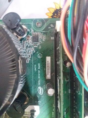 Kit pc Pentium D 4gb Ram + Notebook Leia A Descrição.!!! - Foto 2