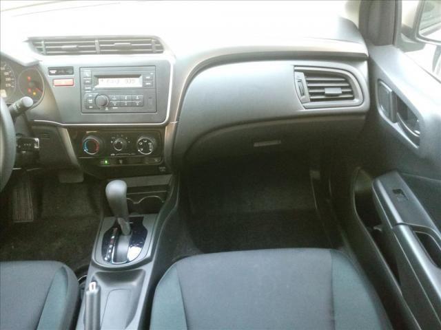HONDA CITY 1.5 DX 16V FLEX 4P AUTOMÁTICO - Foto 9