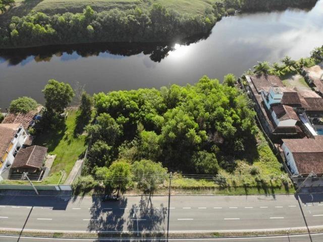 Terreno de 652,50m², de frente para Av: Meaipe e Fundos para a Lagoa, próximo da Praia de  - Foto 5