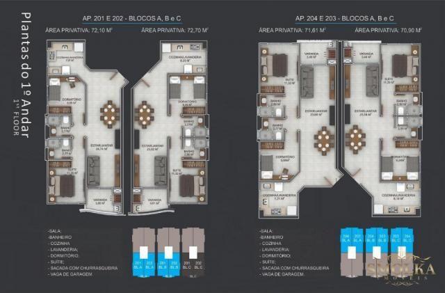 Apartamento à venda com 1 dormitórios em Ingleses, Florianópolis cod:9701 - Foto 14