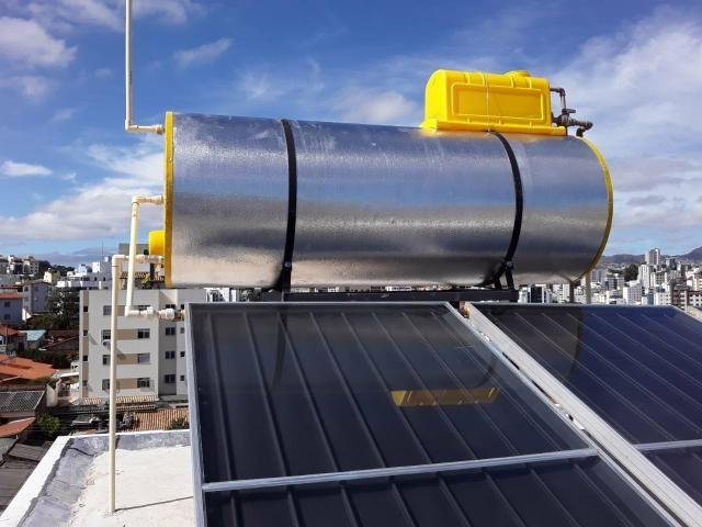 Aquecedor solar , kit ate 10x sem juros - Foto 5