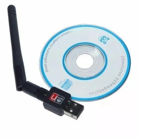 Antena para notebook ou pc melhora a recepção wifi - Foto 6