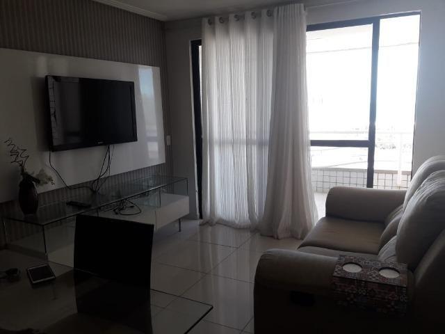 Vendo apartamento com 2 quartos/suítes na Praia do Futuro, Vista para o mar - Foto 4