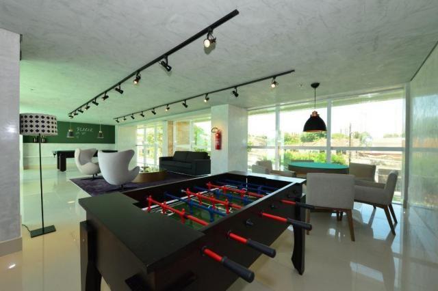 Apartamento com 2 dormitórios à venda, 74 m² por r$ 699.300 - guararapes - fortaleza/ce - Foto 2