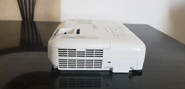 Projeto Epson x24+ powerlite 3.500 lumens - Foto 4