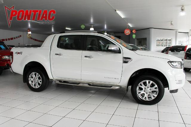 Ford Ranger Limited 3.2 4x4 CD 2017 - Foto 4