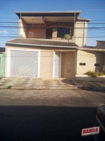 Qnj 36 sobrado com 4 dormitórios à venda, 350 m² por r$ 680.000 - taguatinga norte - tagua