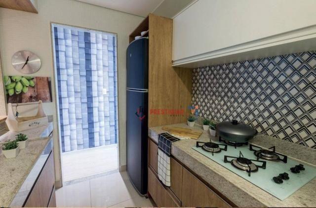 Apartamento com 2 quarto à venda, 48 m² por r$ 209.900 - palmeiras - belo horizonte/mg
