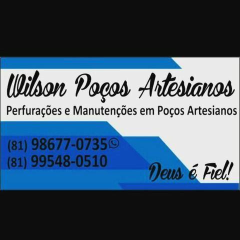 W. poços artesianos