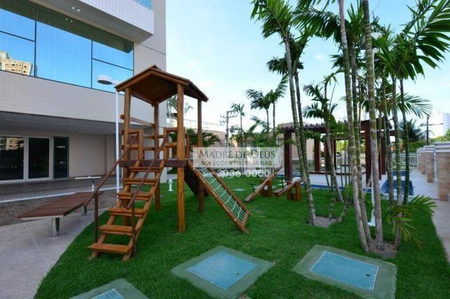 Apartamento com 2 dormitórios à venda, 74 m² por r$ 699.300 - guararapes - fortaleza/ce - Foto 14