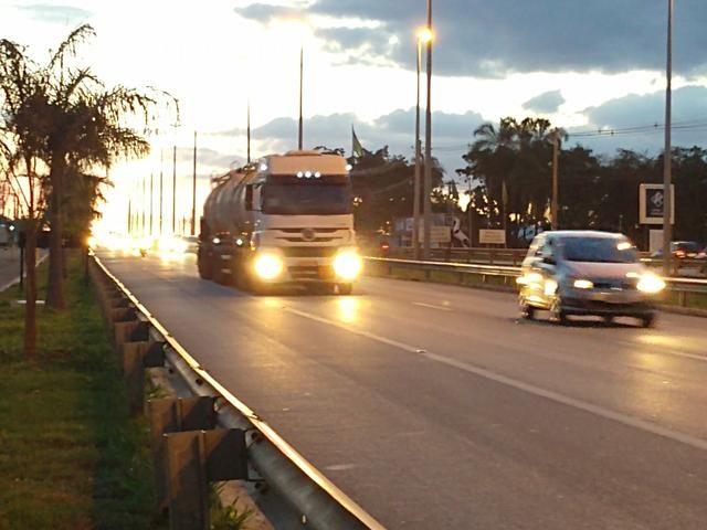 Lote comércial esquina ao lado do jd petrópolis rodovia dos romeiros saída para trindade - Foto 4