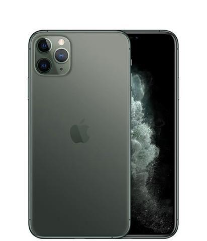 IPhone 11 pro maxx verde 256 zero