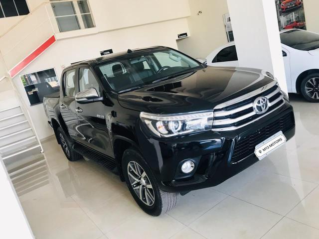 Toyota hilux srx 2016 at
