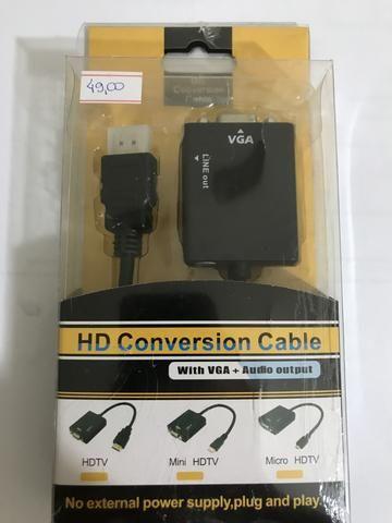 Conversor VGA HDMI - Foto 3