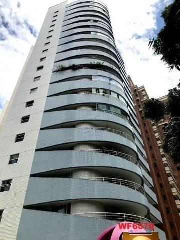 Apartamento com 3 suítes à venda, 218 m² por r$ 1.500.000 - meireles - fortaleza/ce