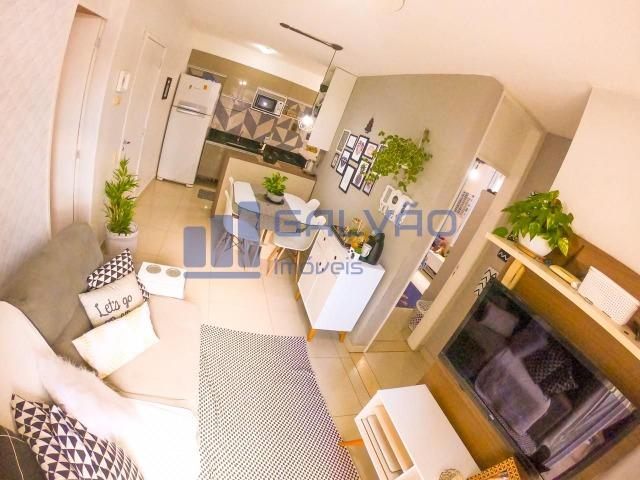 MR- Apartamento 3Q no Vila Itacaré no Rossi na Praia da Baleia - Foto 5