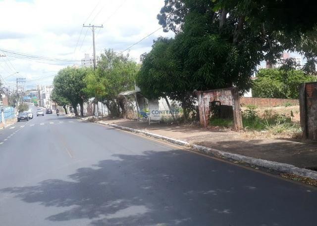 Terreno bairro lixeira av principal do bairro 2161 m² 500 reais o m ² - Foto 2