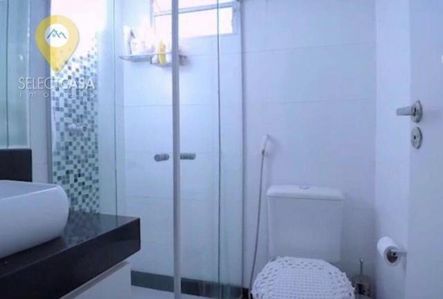 Apartamento 2 Quartos Lazer Completo Elevador em Colina de Laranjeiras - Foto 4
