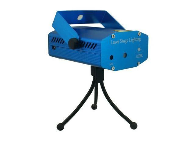 Mini Projetor Laser Holografico Efeitos Especiais 3d Festa - Foto 2