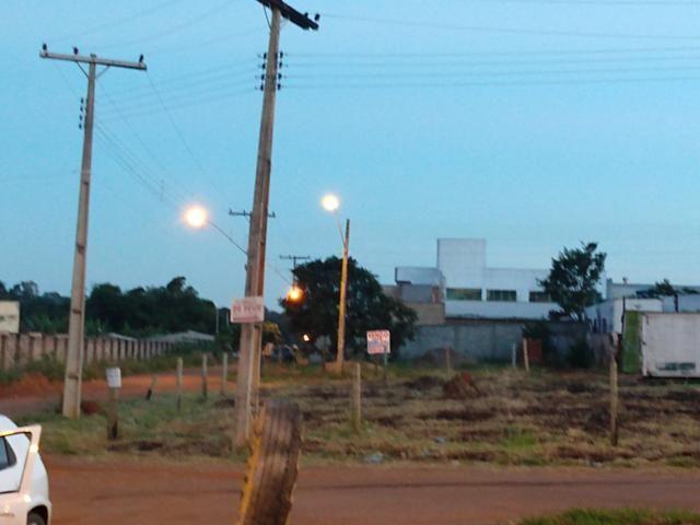 Lote comércial esquina ao lado do jd petrópolis rodovia dos romeiros saída para trindade - Foto 6