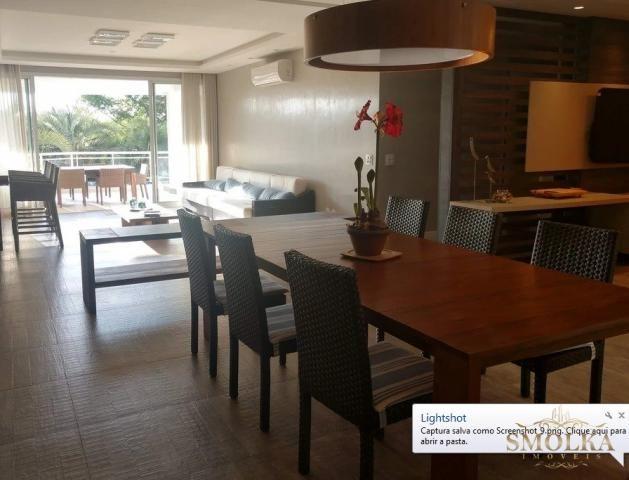 Apartamento à venda com 4 dormitórios em Cachoeira do bom jesus, Florianópolis cod:9215 - Foto 12